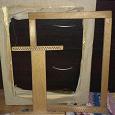 Как сделать рамку для плетения гобелена Везувий НН