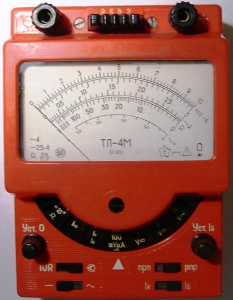 135147. Измерительный прибор ТЛ - 4М.