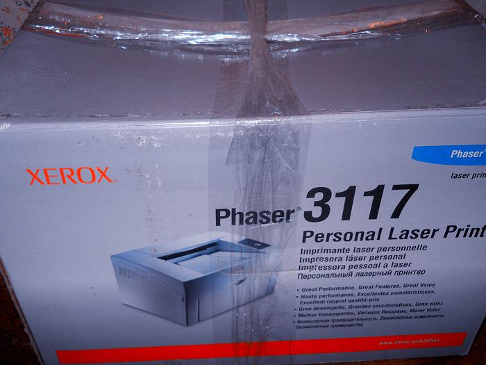 Xerox phaser 3117 заправка картриджа своими руками