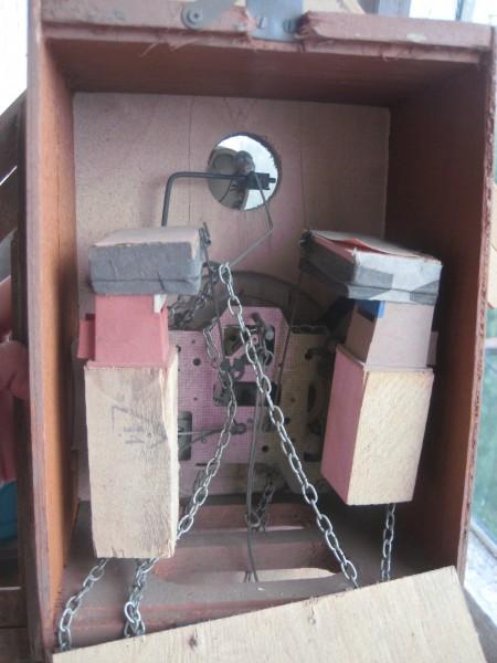 Часы маяк с кукушкой ремонт своими руками